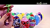 Surprise Eggs Frozen Mickey Mouse Minnie Mouse