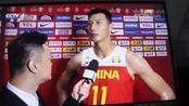 男篮世界杯,我为中国男篮加油!可惜的是又输一场