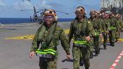 实拍美国海军陆战队乘坐英国的大功率搜索救援型Mk3直升机
