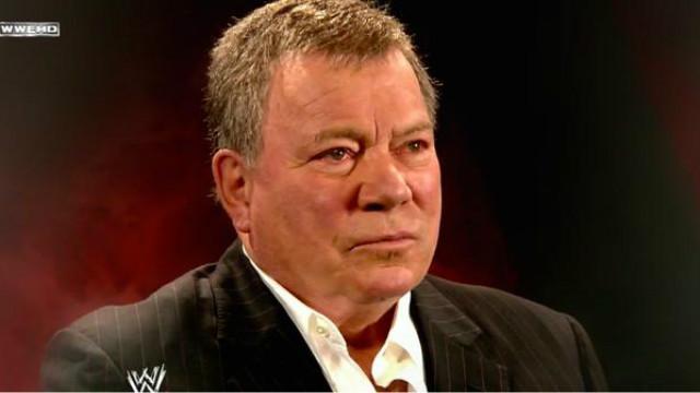 《星际旅行:初代》的柯克船长夏特纳声音出演WWE明星进场曲