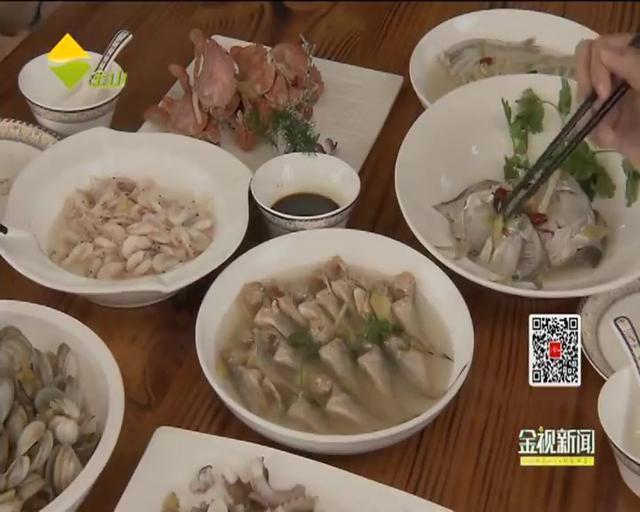 记者体验:品读海渔文化 感受渔村特色