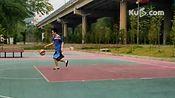 徐康杰(倾城小杰)秀篮球炫技