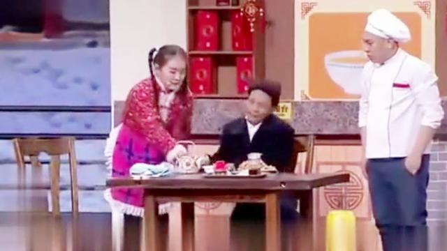 宋小宝为了让观众搞笑,真是豁出去了!