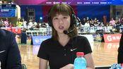 李凯馨赛前采访:晴子还是彩子?凯馨自曝自己更像的是樱木花道