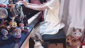 【斗鱼北酱y】幻昼(Shirfine-Illusionary Daytime)钢琴版无伴奏