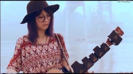 美女吉他弹唱《爱你的宿命》【朱丽叶】