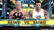 WWE2017年6月30日狂野角斗士之WWE美国职业摔角赛170630