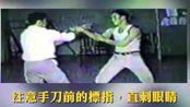 国际巨星李小龙, 生前珍贵影像, 记录李小龙的格斗技巧, 大开眼界