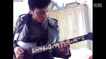 电吉他--夜空中最亮的星