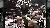 wwe最新赛事wwe美国职业摔角选手挑衅拳王泰森 高清