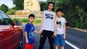 张柏芝让儿子录视频祝福锋菲引谢霆锋伤心: 孩子无辜!