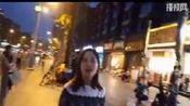 中国大胃王密子君(棒棒鸡)惊呆了一群吃瓜群众,吃播吃货美食