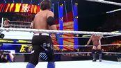 WWE:AJ·斯泰尔斯与克里斯·杰里科精彩对战,不容错过!
