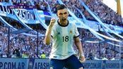 实况足球2020大师联赛197:阿根廷VS葡萄牙 淡水解说