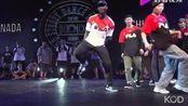 街舞KOD:这就是街舞的阿伟来了,锁舞碾压对手