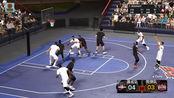 NBA2K19 火箭打勇士,这是西决提前上演?