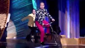 欧弟跨界演小品《新上海滩》笑得我背过去了