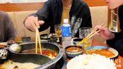 张埔阳及张磊说我不会用筷子