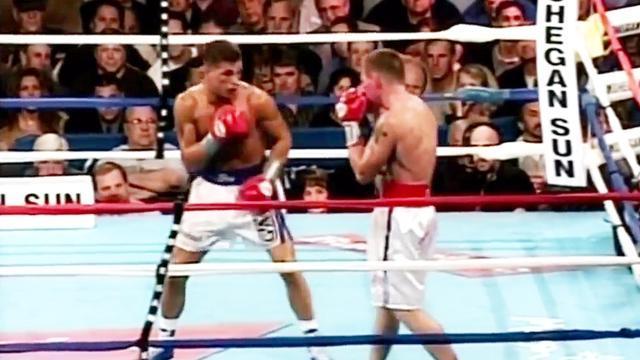 拳击史上最惨烈的厮杀!加蒂VS沃德一场用生命在战斗的比赛