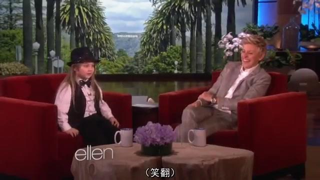 【艾倫秀】精彩回顧 - 当小艾伦遇到大艾伦 (中文字幕) - YouTube