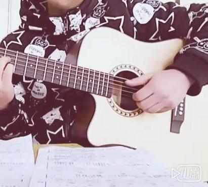 童话镇 吉他弹唱 谱子b站私信发不了图 关注这个http://weibo.com/u/3520408992d