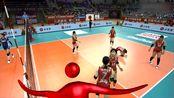 【集锦】亚俱杯天津女排3-0久光制药进决赛 将与王娜加盟队争冠