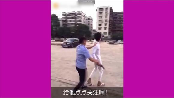 许华升去学车,他普通话太烂了,教练都不愿意交他了