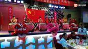 台湾:民众举行文艺晚会庆