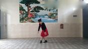 歌唱新时代陕西心海广场舞8步现代舞