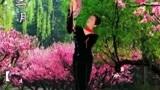 三月桃花雨背面 古典舞 形体舞