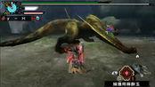 (轉載)怪物獵人3p雙刀綠迅3分44.59秒