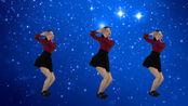 16步广场舞《相伴一生》歌声优美简单好看!