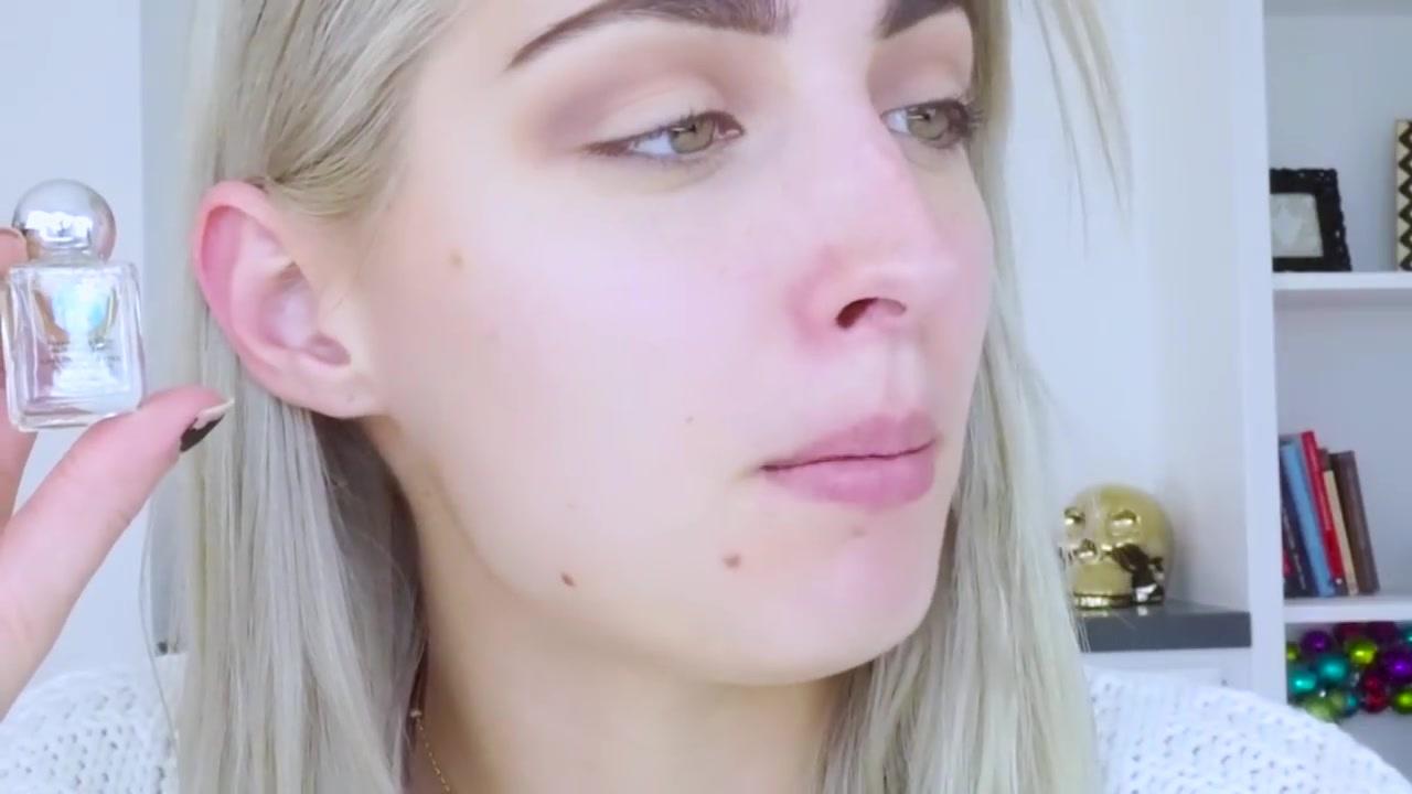 一闪一闪亮晶晶,脸上放些亮片感觉更加闪闪惹人爱 Glitter Glam Makeup Tutorial Brittany Balyn