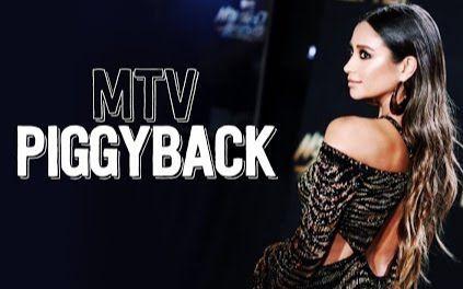 【Shay Mitchell】MTV电影电视颁奖礼 我的经验&体验