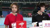 超新星全运会【次日赛前采访】钟祺刘海宽做客演播间