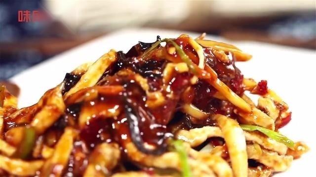 鱼香肉丝最好吃的做法!