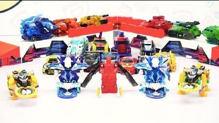 爆裂飞车2比赛第1期 风暴圣骑 爆旋猎兵 怒岩魔狼 对战 赛车 玩具口袋