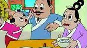 成语动画-拔苗助长
