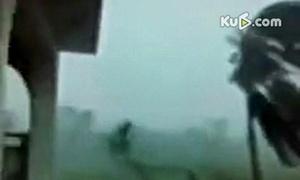 飓风马修登录海地