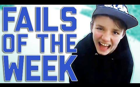 【FailArmy】4月第三周傻缺蠢货失误集锦,小哥一个人在桥上瑟瑟发抖