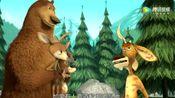 丛林大反攻:小埃的爸爸嘴里吐出了几只蜜蜂