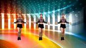 动感步广场舞《情火》DJ版一分钟轻松学会!