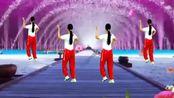 广场舞《一圈一圈瘦下来》舞曲欢快!动感健身!练出苗条的身材