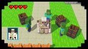 我的世界MC动画-如果我的世界是一个GBA掌机游戏会发生什么