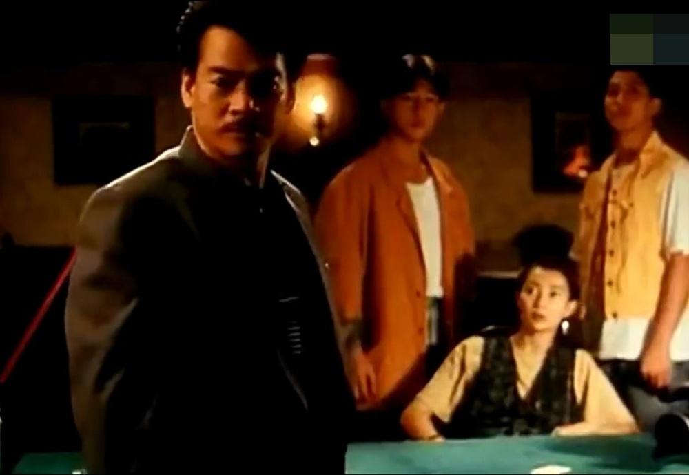 张曼玉出道拍的第一部电影 个个镜头都是经典中的经典