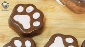 【hitomaru】阔爱肉垫巧克腻蛋糕 油管搬运