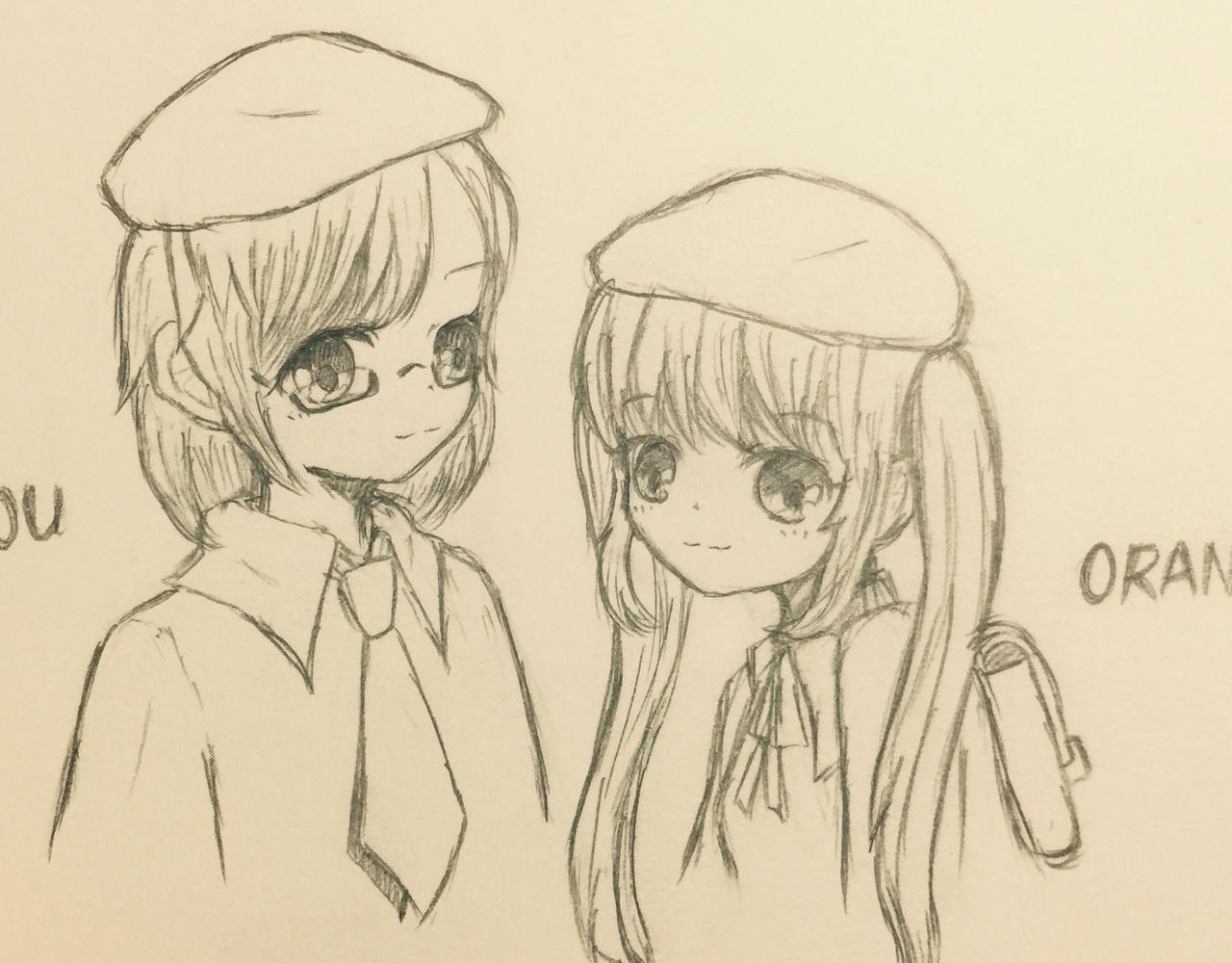 【杏x橙cross!】麻烦鬼=3=