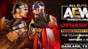 2019.12.11 AEW Dynamite #11 - Proud-N-Powerful vs. The Young Bucks