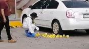 参与逮捕墨西哥大毒枭之子的警官被枪杀 警察发现现场有155发子弹