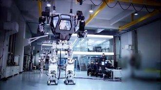阿凡达电影成为现实 真实的机甲机器人